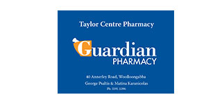 Taylor Centre Guardian Pharmacy