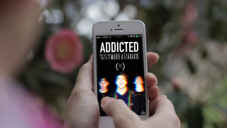 Still image from the film: ADDICTED