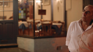 Still image from the film: THE TAVERNA