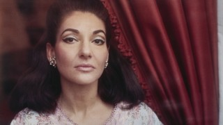 Still image from the film: MARIA BY CALLAS